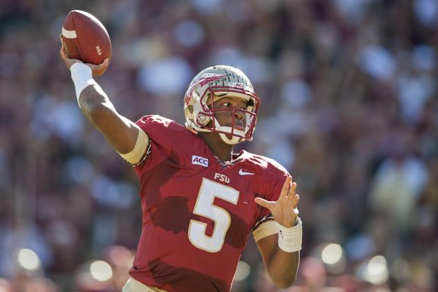Jameis Winston's Updated 2013 Heisman Outlook After Win Against NC State