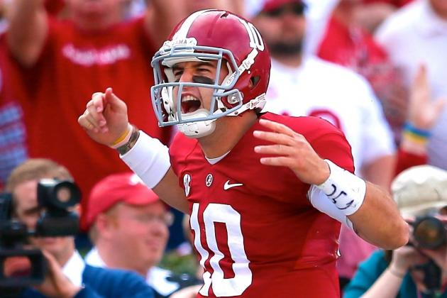 Tennessee vs. Alabama: Nick Saban Has Crimson Tide Playing at a Ridiculous Level