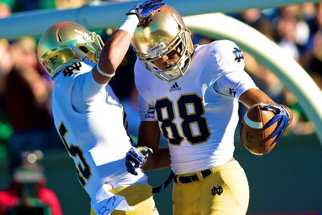 Notre Dame vs. Air Force: Live Score, Analysis and Results