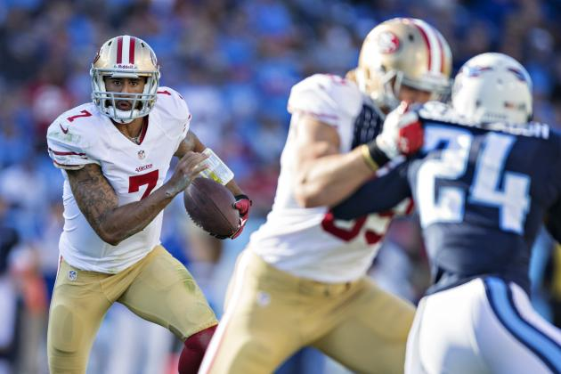 49ers vs. Jaguars: Projections for Game's Top Fantasy Players