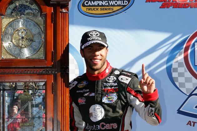 After Win, Wallace Hoping to Inspire More African-Americanracers