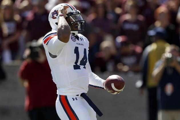 Nick Marshall Injury: Updates on Auburn QB's Shoulder, Likely Return Date