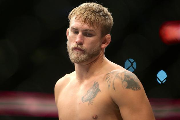 Alexander Gustafsson vs. Antonio Rogerio Nogueira Booked for March 8 in London