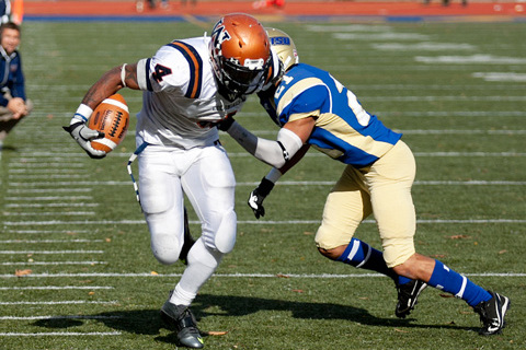 Division III RB Octavias McKoy Breaks NCAA Single-Game Rushing Record