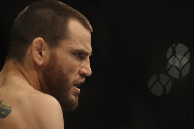 WSOF 6 Results: Jon Fitch Beats Marcelo Alfaya by Split Decision