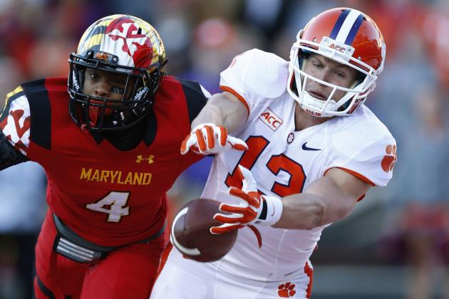Clemson vs. Maryland: Don't Let Final Score Fool You, Tigers' Win Was Ugly