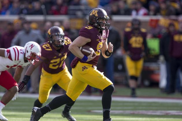 Don't Look Now, but Minnesota Could Be on Its Way to Relevancy in the Big Ten