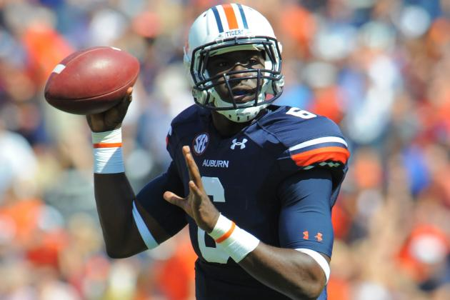 Burning Jeremy Johnson's Redshirt Turned Out to Be a Wise Move by Gus Malzahn