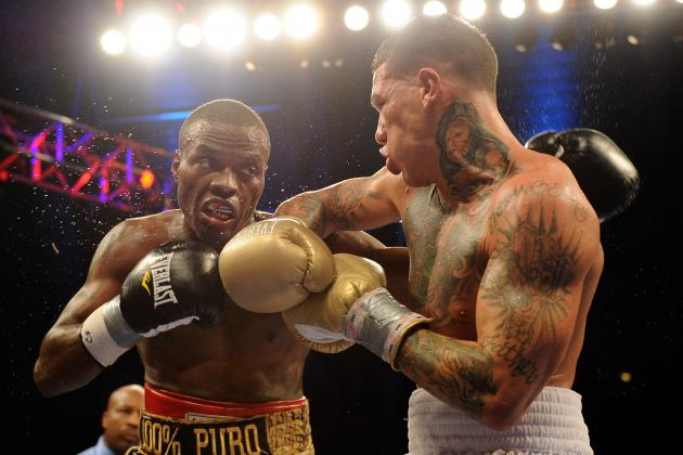 Quillin vs. Rosado: Winner, Scorecard and Analysis