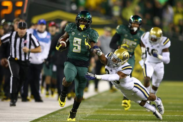 UCLA vs. Oregon: Ducks Stay Unbeaten, but Did They Do Enough for BCS No. 2?