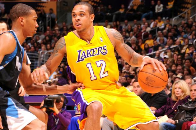 Lakers Rumors: Breaking Down Potential Addition of Shannon Brown