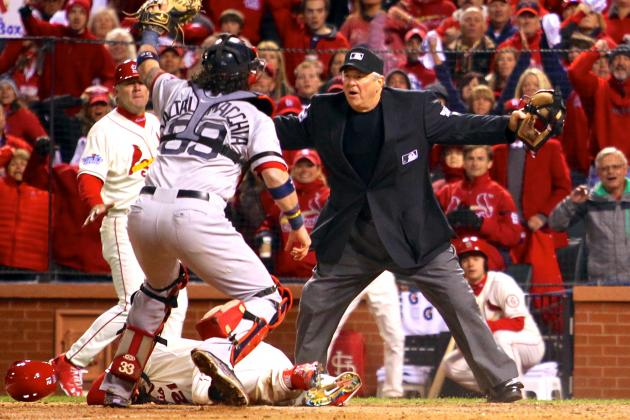 Red Sox vs. Cardinals: Score, Grades and Analysis for 2013 World Series Game 3