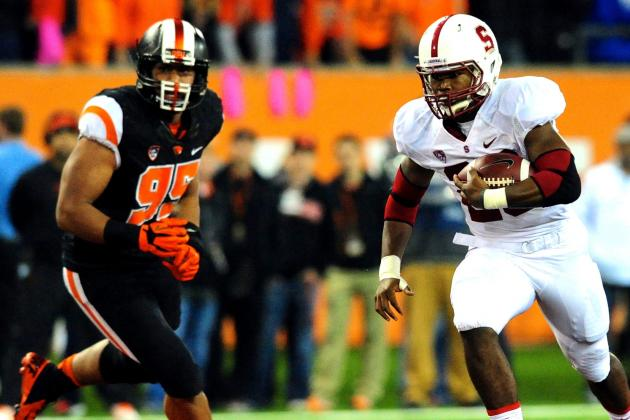 Stanford vs. Oregon State: Live Score and Highlights