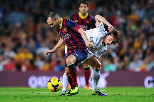 El Clasico 2013: Best and Worst Players from Barcelona vs. Real Madrid Clash