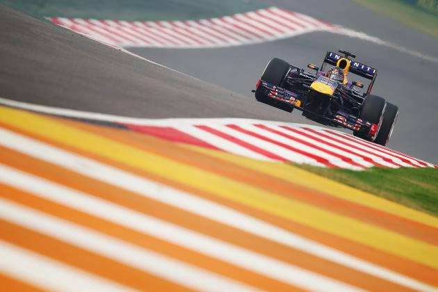 Indian Grand Prix 2013: Live Lap-by-Lap Updates, Highlights, Recap and More