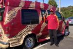 Redskins' Owner Offers $20K for Fan's Van