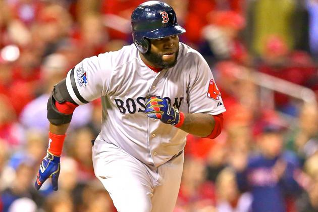 Mapping Out the Boston Red Sox's Path to a World Series Comeback