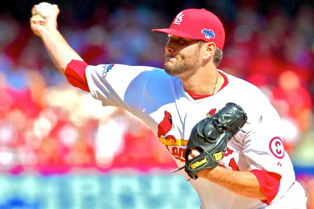 How Lance Lynn, Clay Buchholz Match Up in World Series Game 4