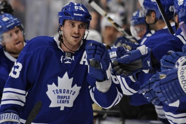 Bolland's Play a Huge Boon to Maple Leafs Success