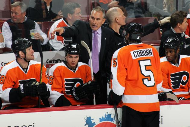 Flyers (Finally) Display Some 3rd-Period 'Jam'