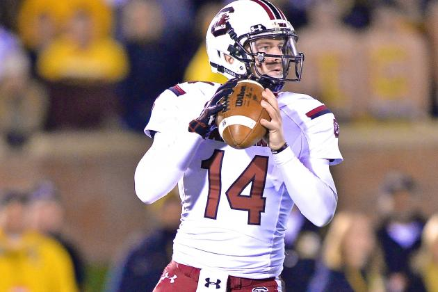 Connor Shaw Saves South Carolina's Season with Epic Comeback vs. Missouri