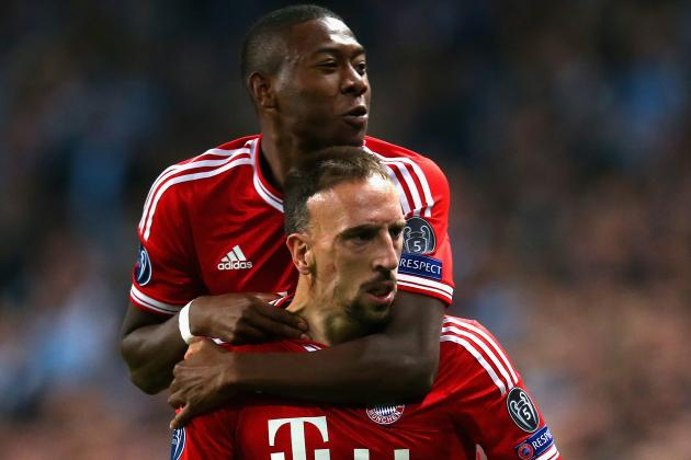 How Franck Ribery Has Taken His Game to New Highs at Bayern Munich This Season