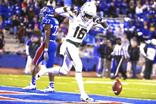 Baylor Destroys Lowly Kansas, but Are Bears Ready for True Test vs. Oklahoma?