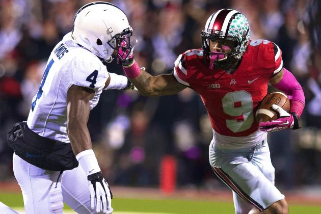 Ohio State Finally Gets Style Points It Needed for BCS Push in Blowout of PSU