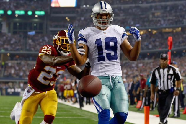 Miles Austin, DeMarcus Ware Officially Ruled out vs. Lions