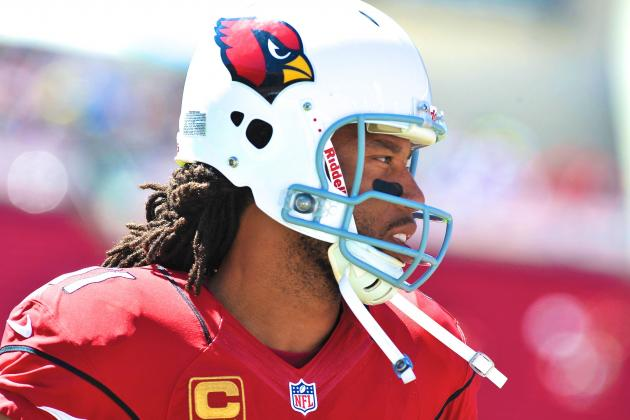 Larry Fitzgerald Trade Rumors: Latest Buzz, Speculation Surrounding Cardinals WR