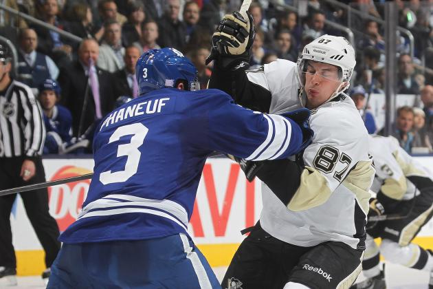 Leafs Send Pens to Third Straight Loss