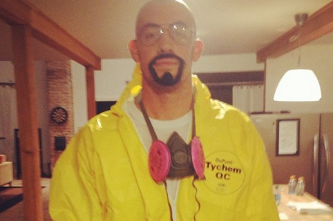 A Very Thunder Holloween: Check out the Costumes of OKC'S Players