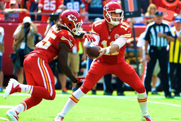 Browns vs. Chiefs: Live Score, Highlights and Anlaysis