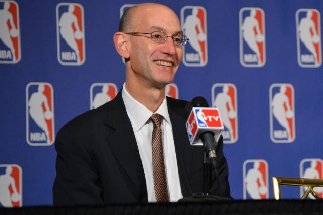 NBA Deputy Commissioner Adam Silver Backs the Analytical Movement