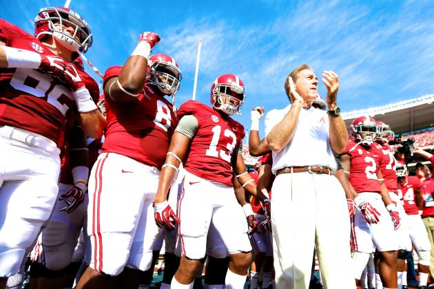 AP College Football Poll 2013: Complete Week 10 Rankings Released