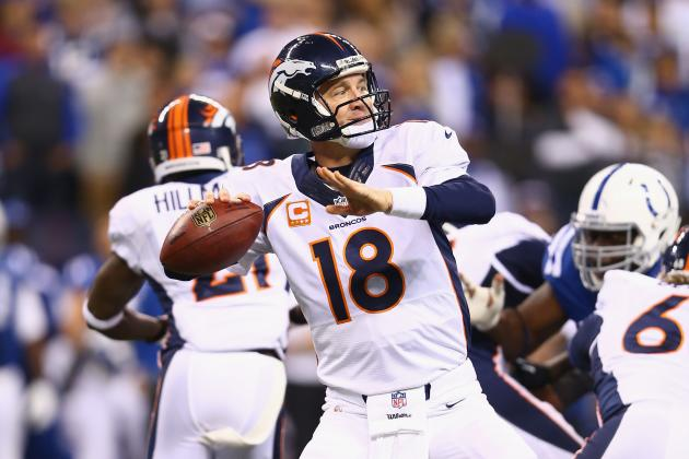 Peyton Manning's Ankle Injuries Won't Hurt Fantasy Football Stock