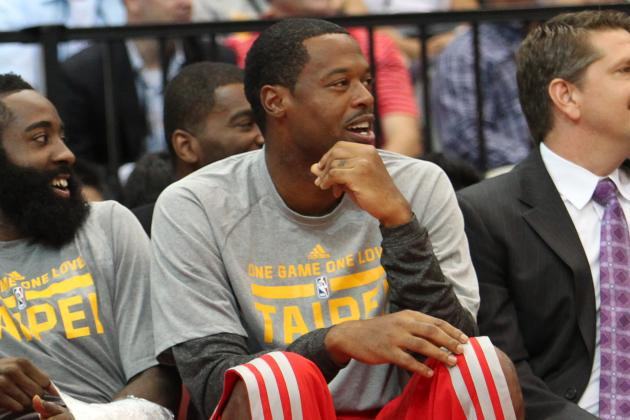 Report: Rockets Will Waive Marcus Camby