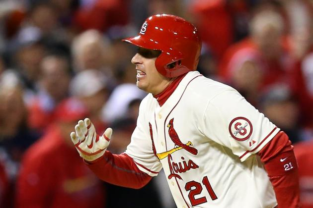 Stark: Cardinals Tripping out over Walk-off Win