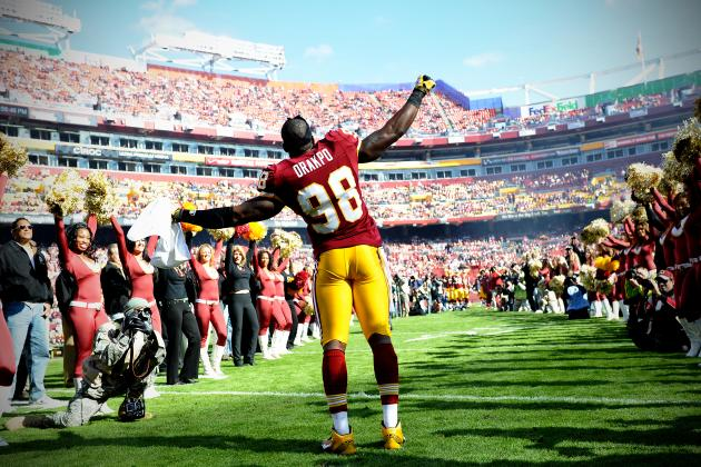 Redskins vs. Broncos: Live Grades and Analysis for Washington