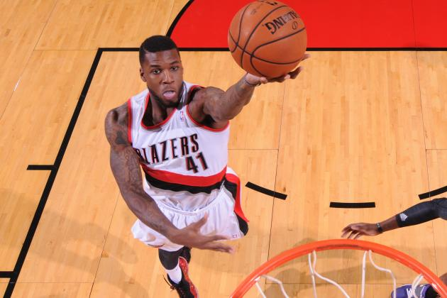 Portland Trail Blazers' Thomas Robinson Cited for Driving 107 Mph on I-5