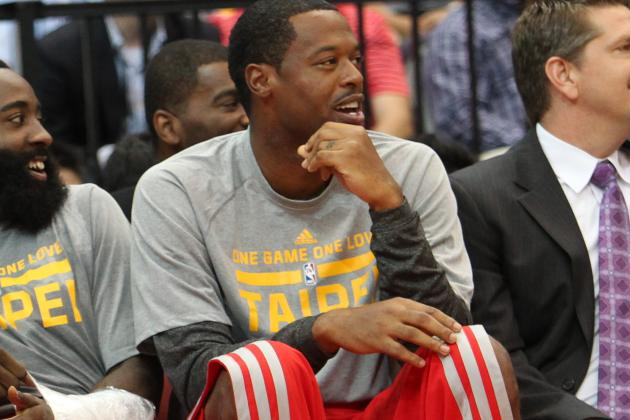 Report: Rockets to Release Marcus Camby