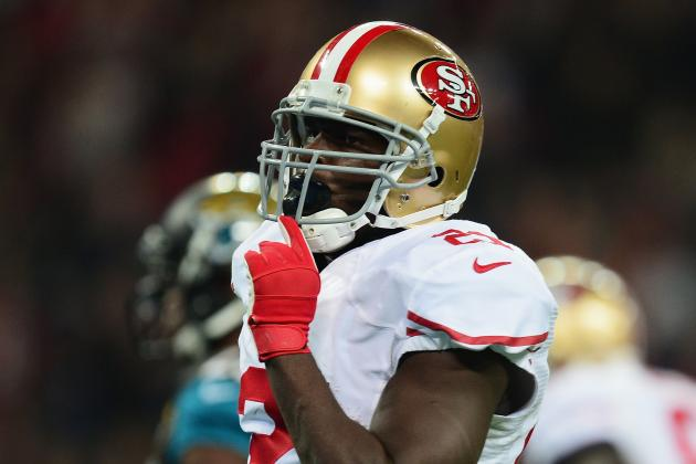Frank Gore Remains a Top Fantasy Back for Remainder of 2013