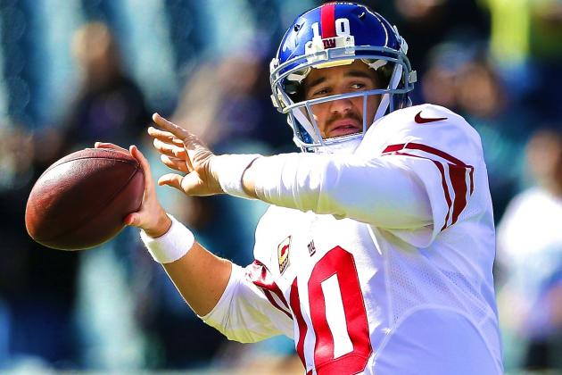 New York Giants vs. Philadelphia Eagles: Live Score, Highlights and Analysis