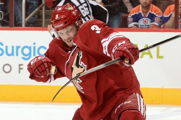 What's Causing Keith Yandle's Slow Offensive Play Early in the 2013-14 Season?