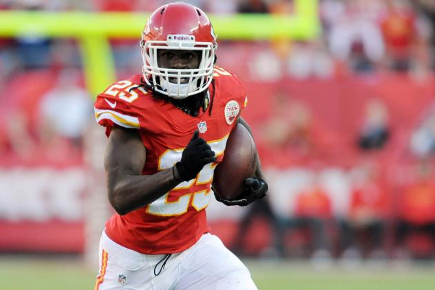 Jamaal Charles Injury: Updates on Chiefs RB's Knee