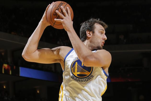 Andrew Bogut Has Security in Warriors Contract Extension