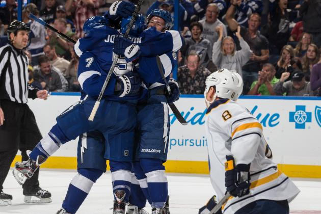 Solution to Tampa Bay Lightning's Biggest Problems Early in 2013-14