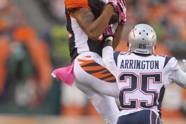 Kyle Arrington Questionable to Return vs. Dolphins Due to Groin Injury