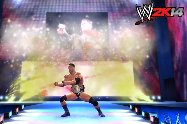WWE 2K14: Last-Minute Teasers and Little-Known Facts About Upcoming Game