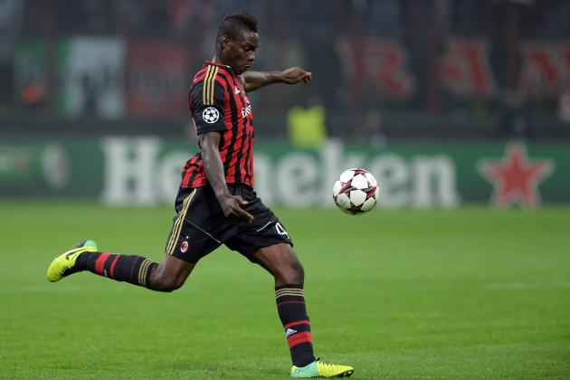 Can Mario Balotelli Power AC Milan to Champions League Success?
